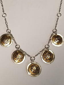 Rare Coins necklace