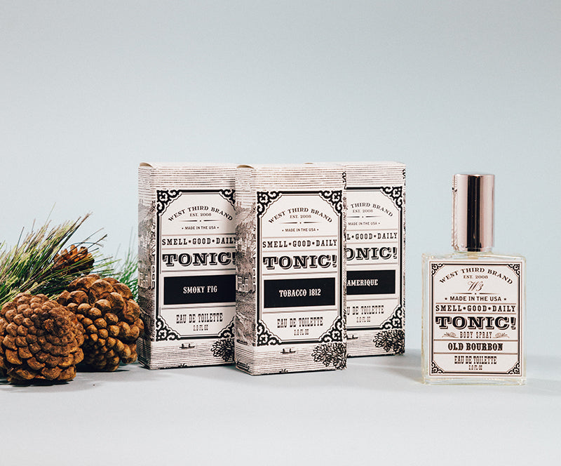 West Third Brand Tobacco 1812 and Other Scents