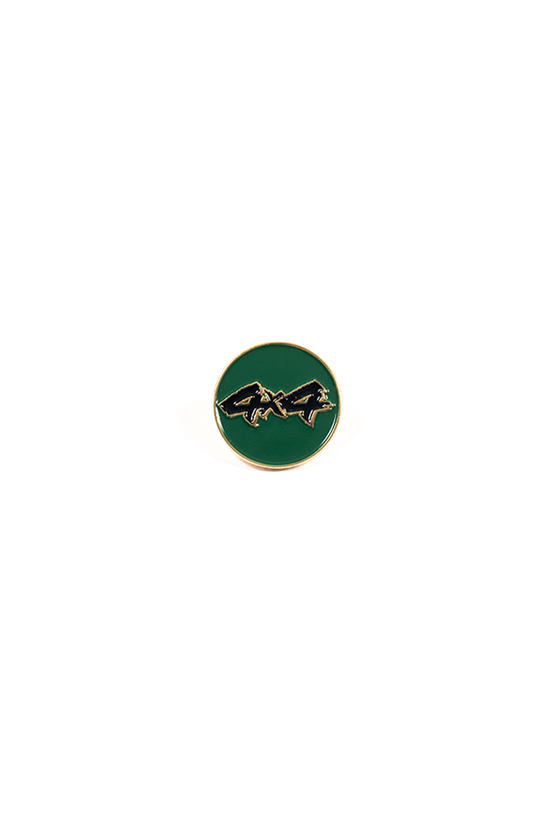 4x4 Lapel Pin - Philistine