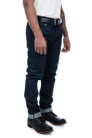 Unbranded 21oz Tapered Fit in Indigo - Philistine