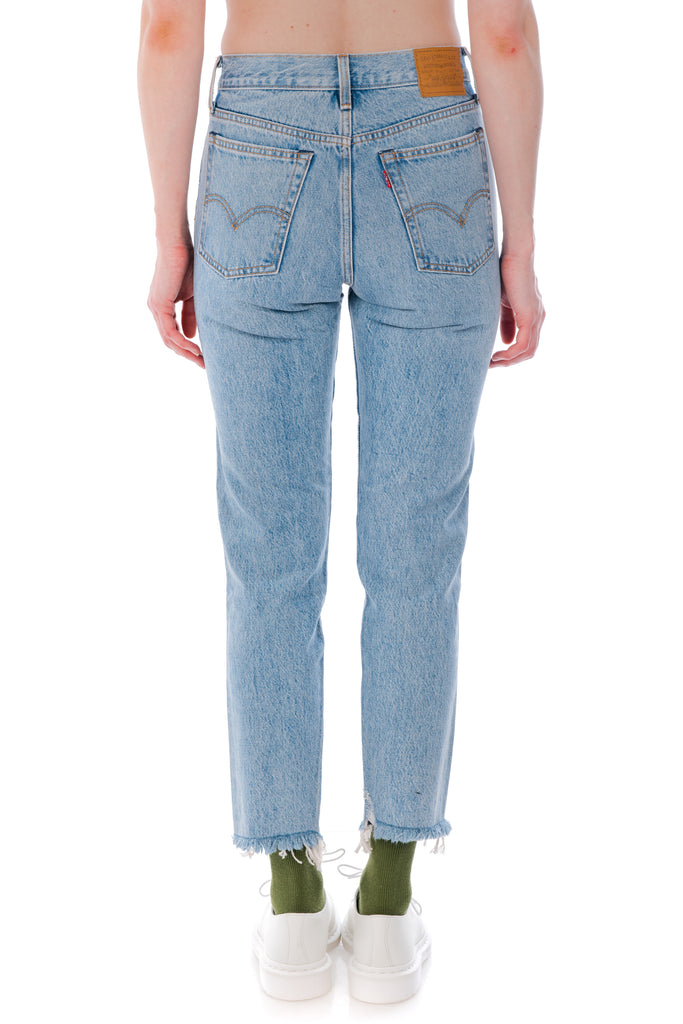 Women's Levi's Wedgie Icon Fit Jean in Shut Up