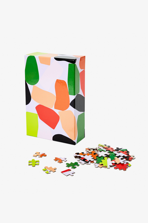 Dusen Dusen Pattern Puzzle in Stack - Philistine