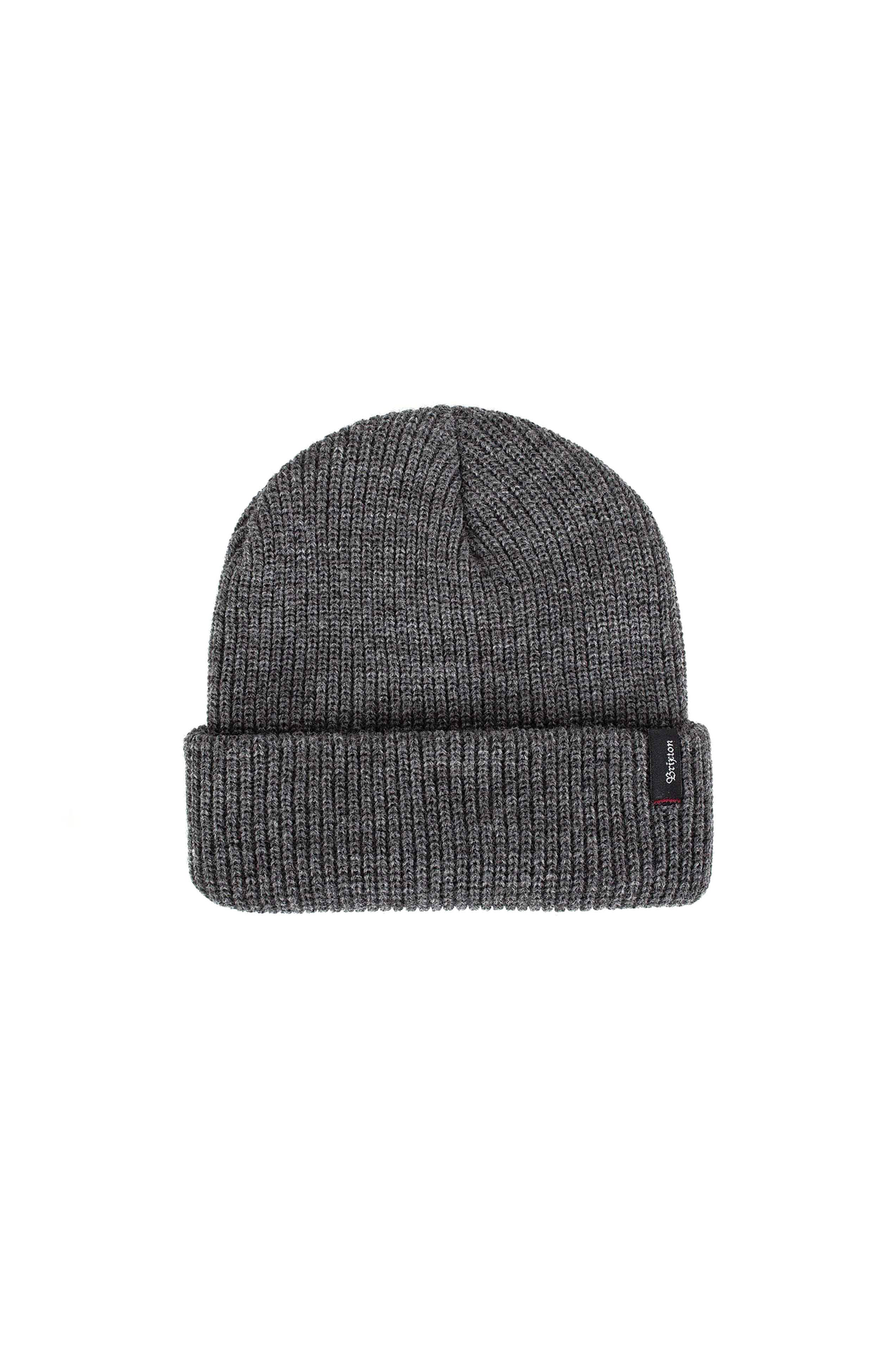 Heist Beanie in Heather Grey