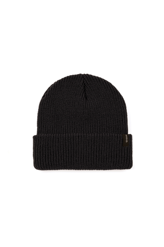 Heist Beanie in Black - Philistine