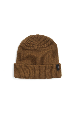 Heist Beanie in Coyote Brown - Philistine