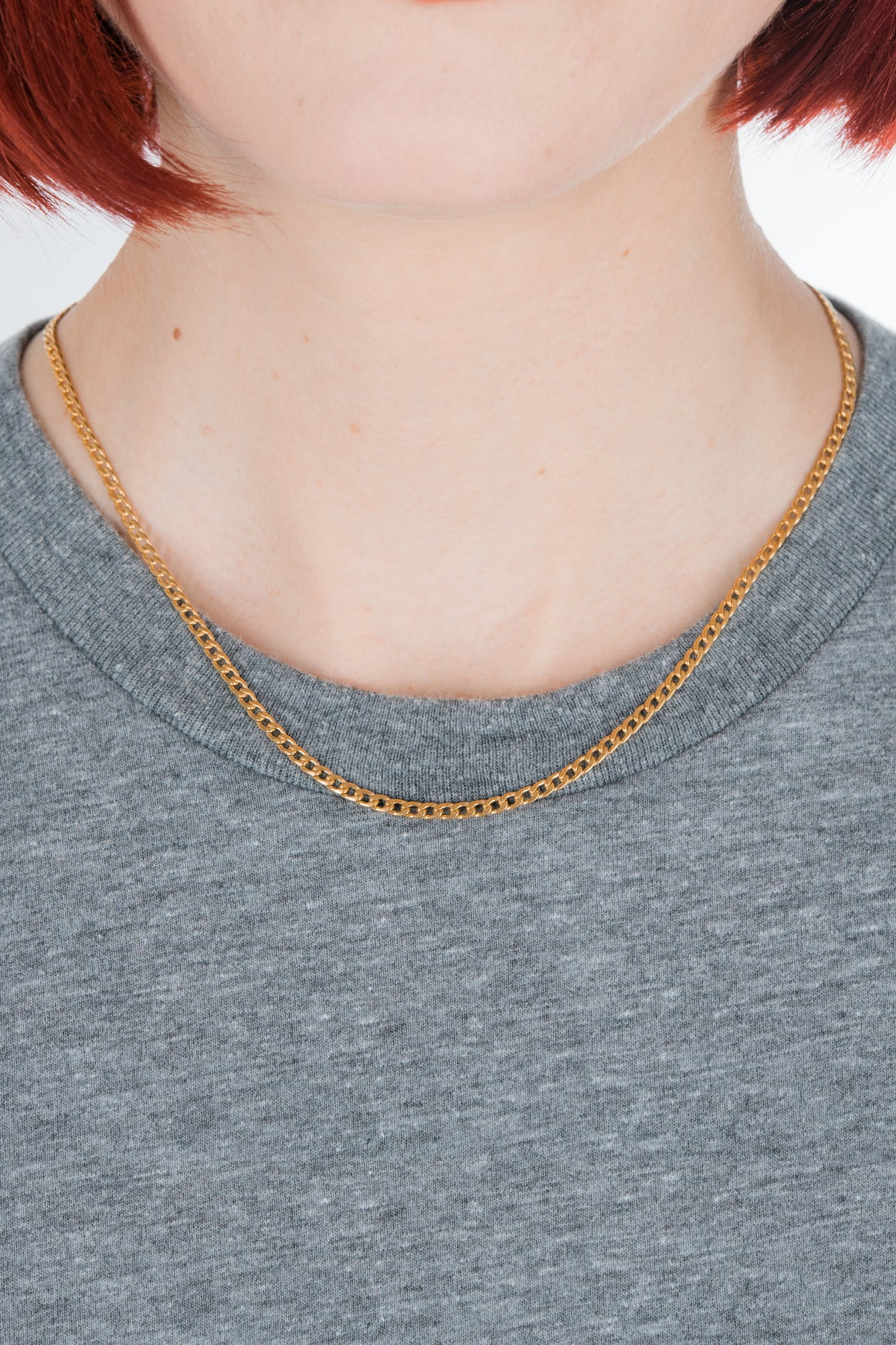 Cuban Chain in Gold - Philistine