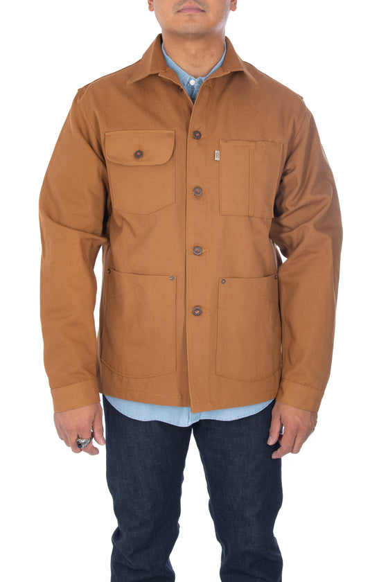 Men's Railcar Fine Goods Chore Coat
