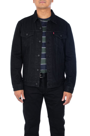 Trucker Jacket in Berkman - Philistine