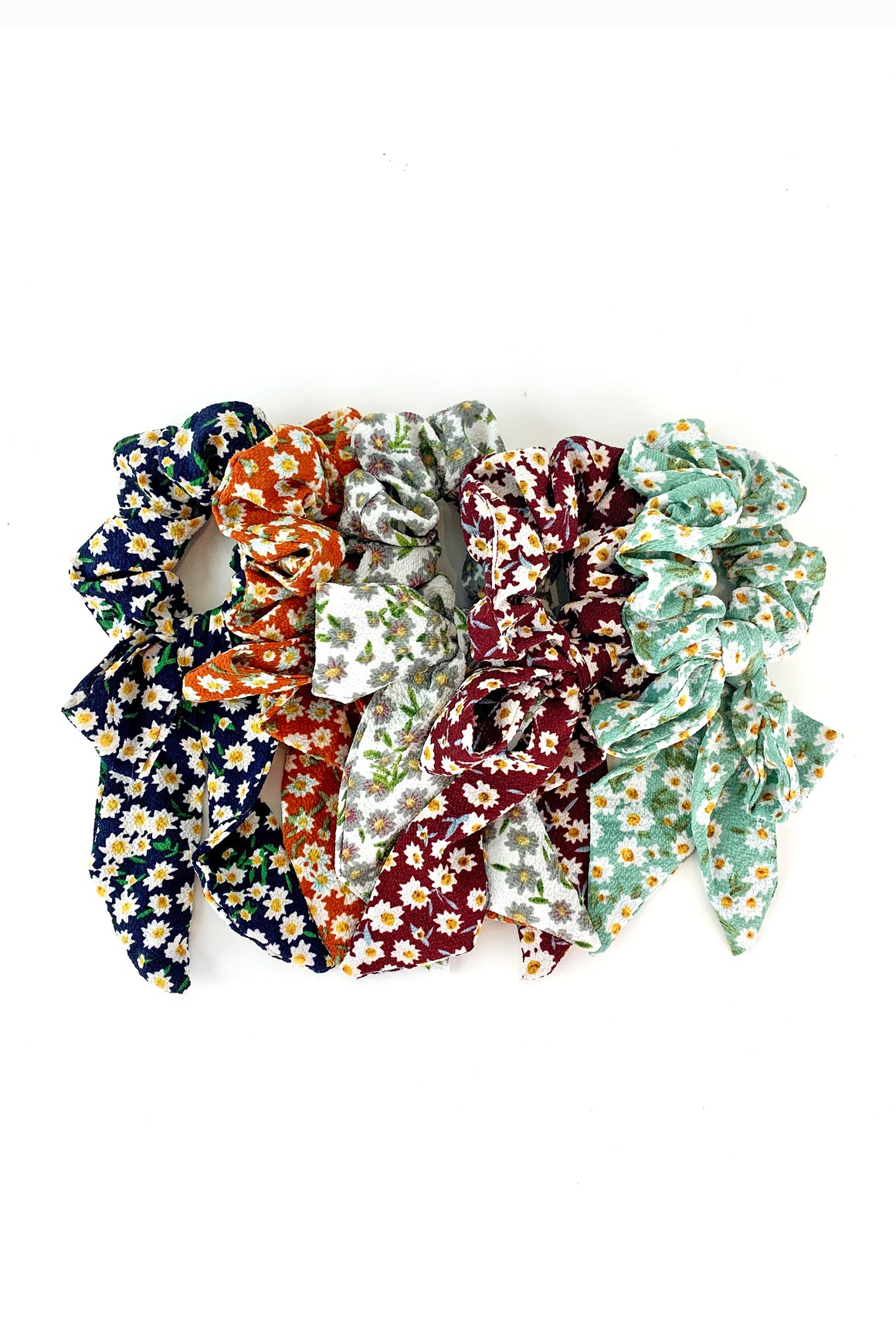 Ditsy Bow Scrunchie - Philistine