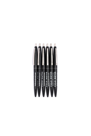Click Pen 6 Pack - Philistine