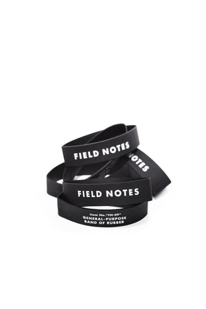 Field Notes Band of Rubber 12 Pack