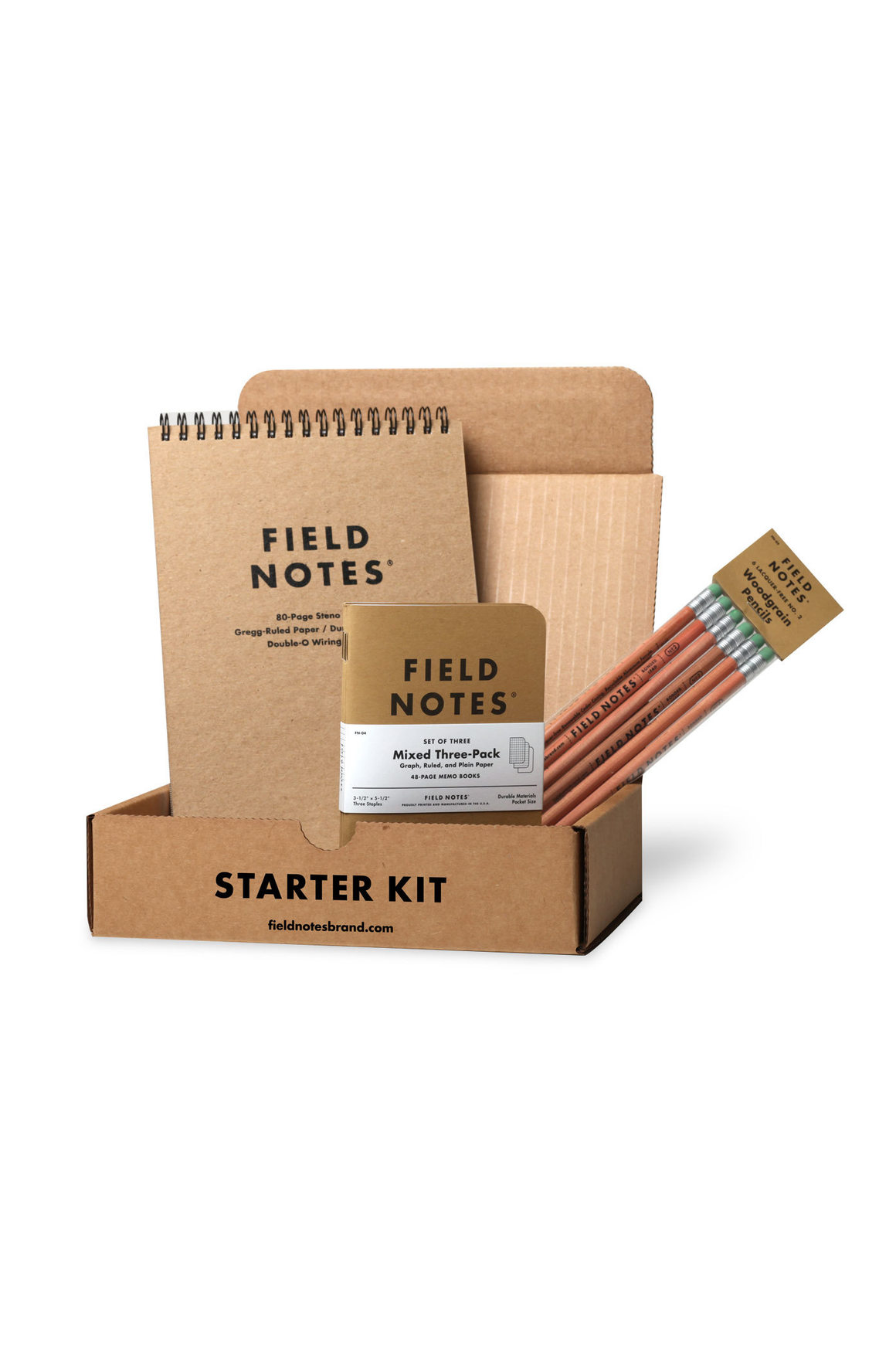 Field Notes Starter Pack - Philistine