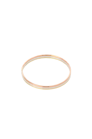 Thin Stacker in Rose Gold - Philistine