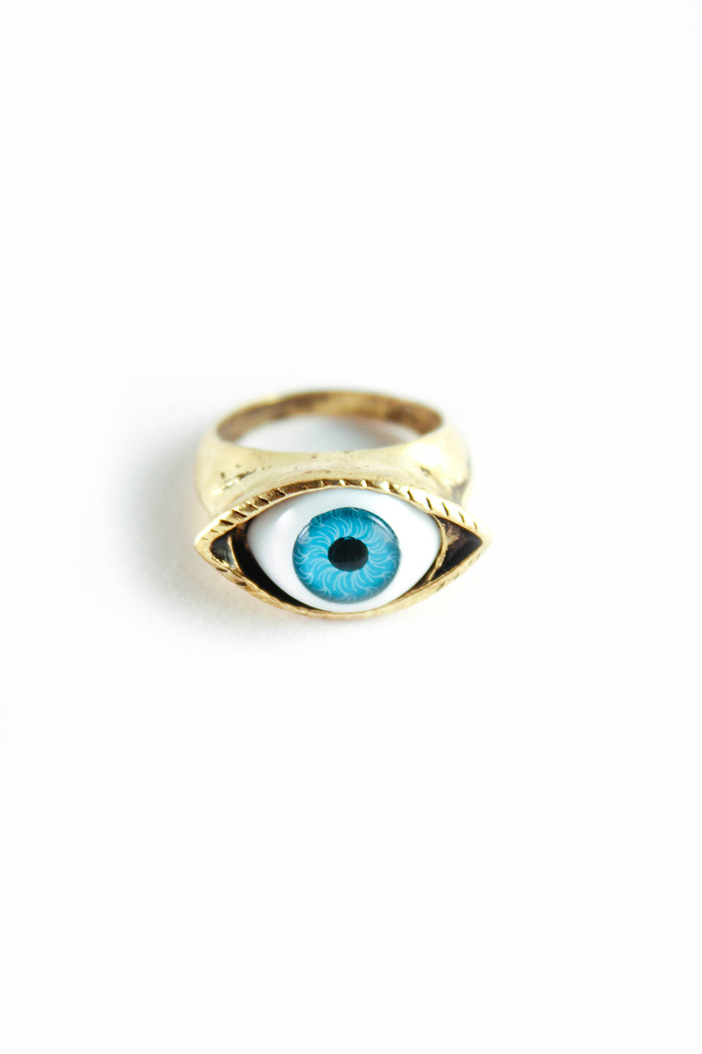 Evil Eye Ring - Philistine