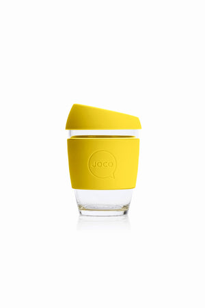 Reusable Glass Cup in Meadowlark - Philistine