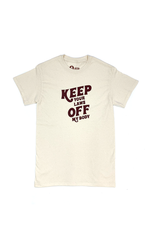 Keep Your Laws T-Shirt - Philistine