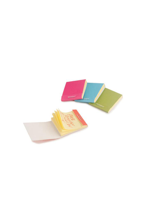 Sticky Note Matchbook - Philistine