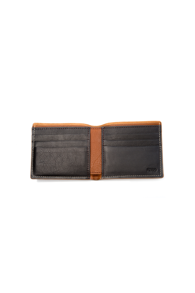 Double Billfold Wallet - Philistine