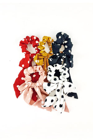 Lolita Bow Scrunchie - Philistine
