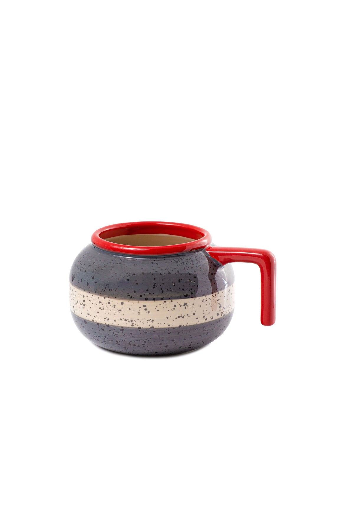 Curling Rock Mug