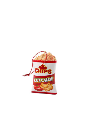 Ketchup Chips Ornament - Philistine