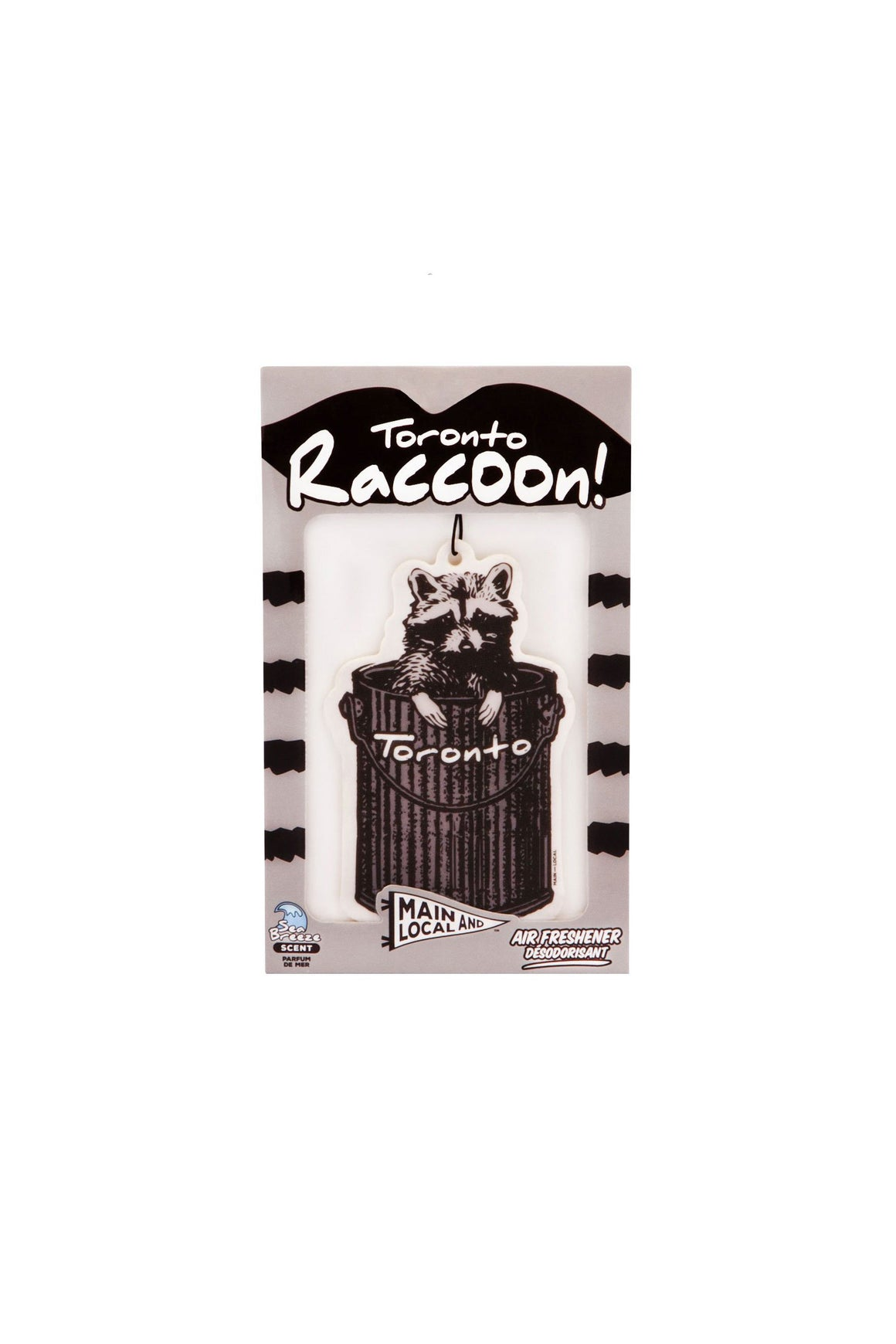 Raccoon Air Freshener - Philistine