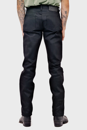 Weird Guy Black Cobra Stretch Selvedge