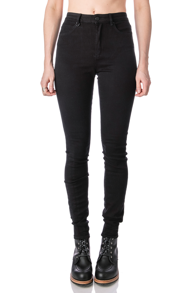 Women's Neuw Denim Marilyn Skinny in Blackest Silk