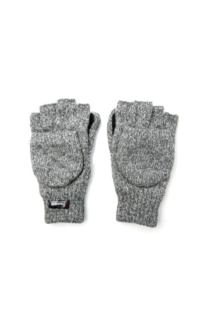 Men's Convertible Glove/Mitt with Thinsulate