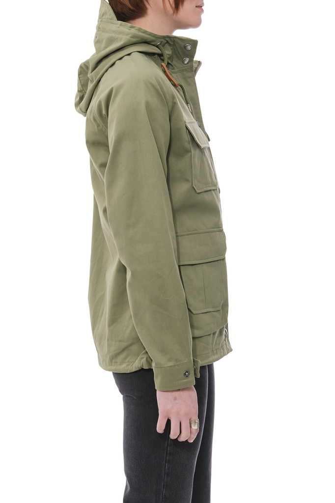 Women's Penfield Vassan Jacket in Olive