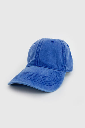Pigment Dyed Baseball Hat