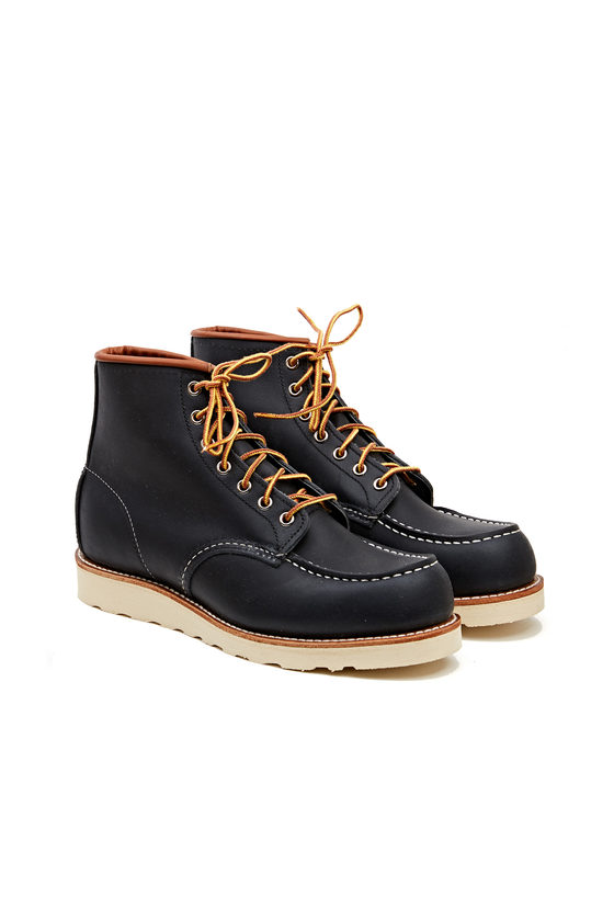 Men's Red Wing Heritage 8859 6-Inch Moc in Navy Portage