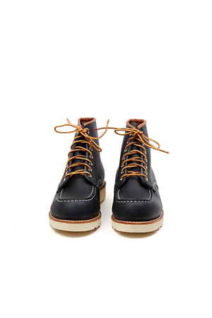 6-Inch Moc in Navy Portage - Philistine