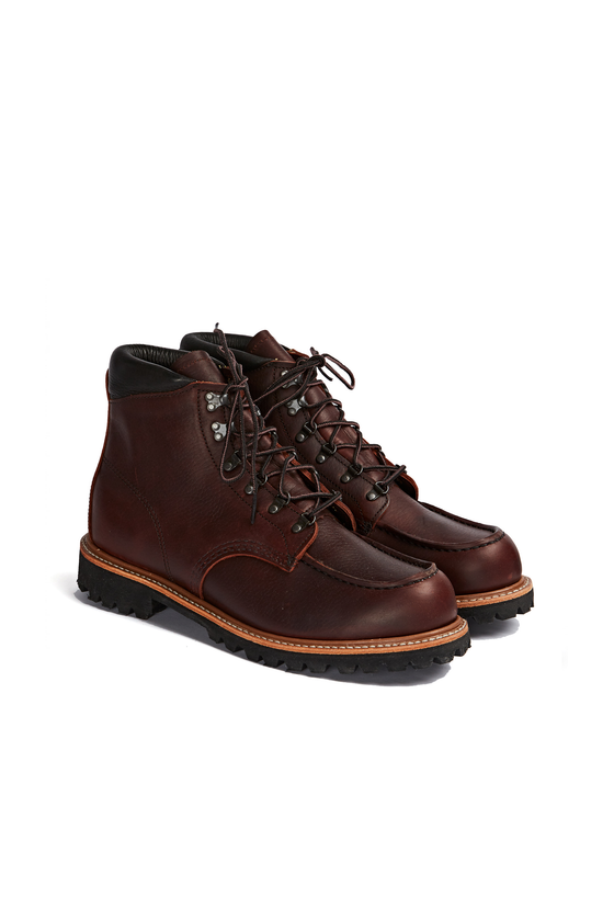 Men's Red Wing Heritage Sawmill Boot in Briar Oil Slick