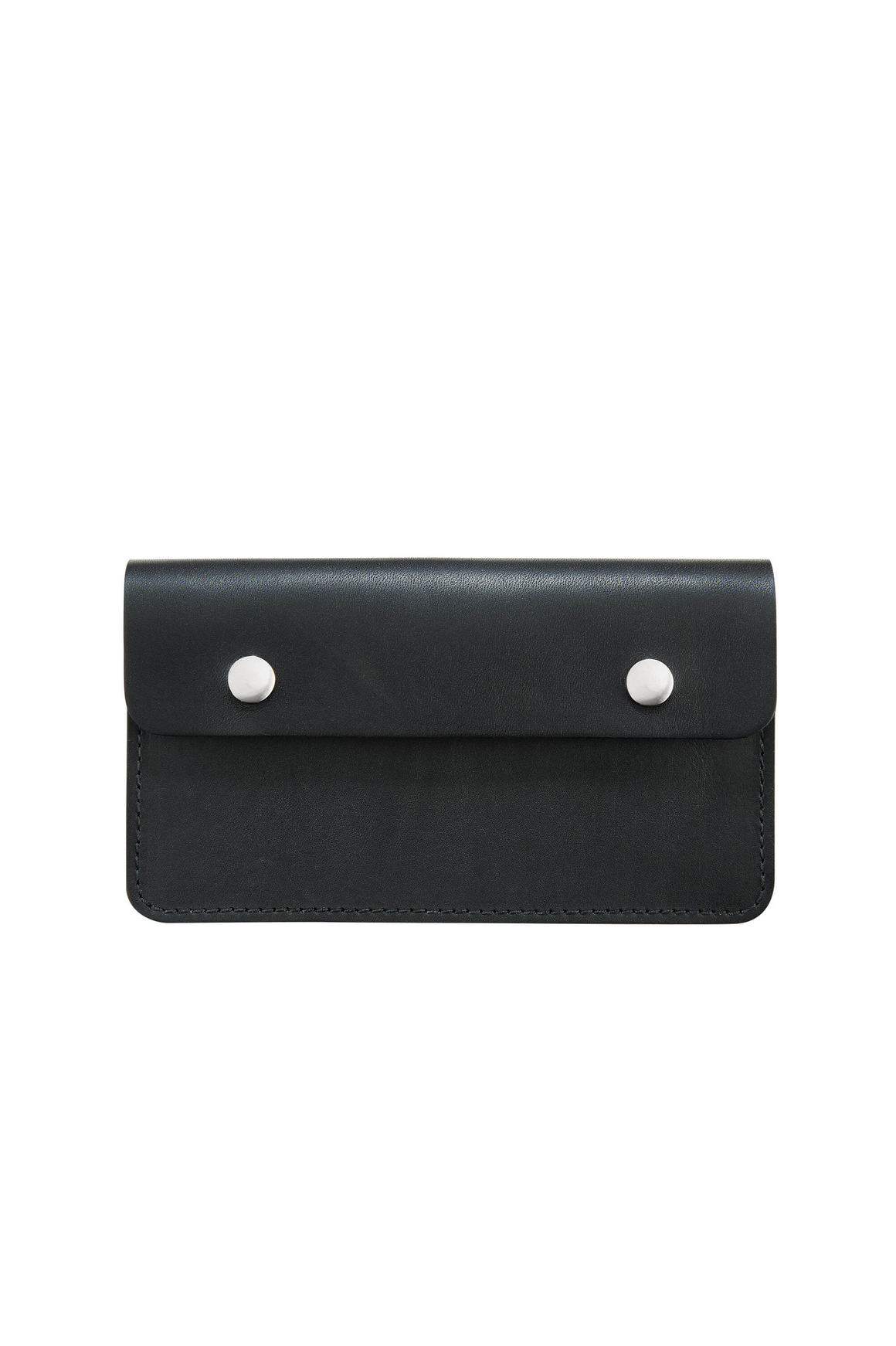 Trucker Wallet in Black Frontier - Philistine