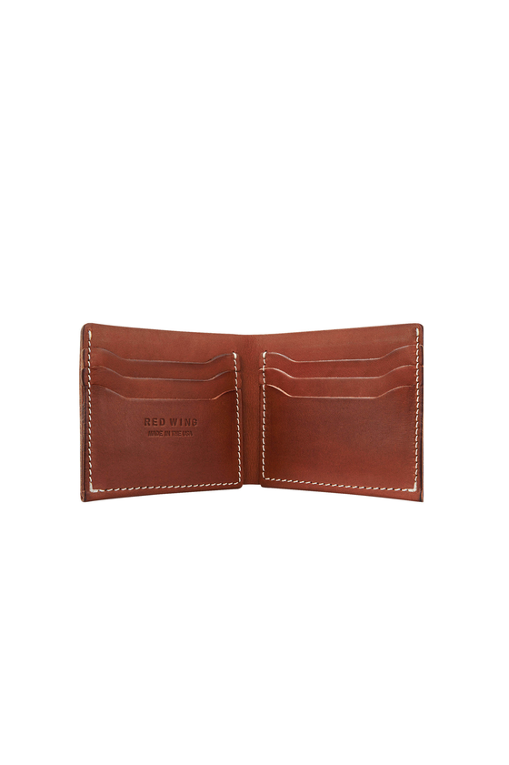 Red Wing Heritage Classic Bifold in Oro Russet Legacy Leather