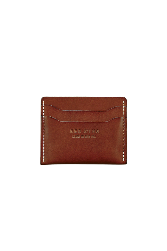 Card Holder in Oro Russet - Philistine