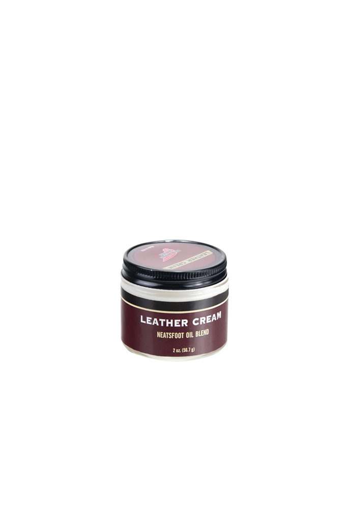 Red Wing Neatsfoot Oil Leather Cream - Philistine