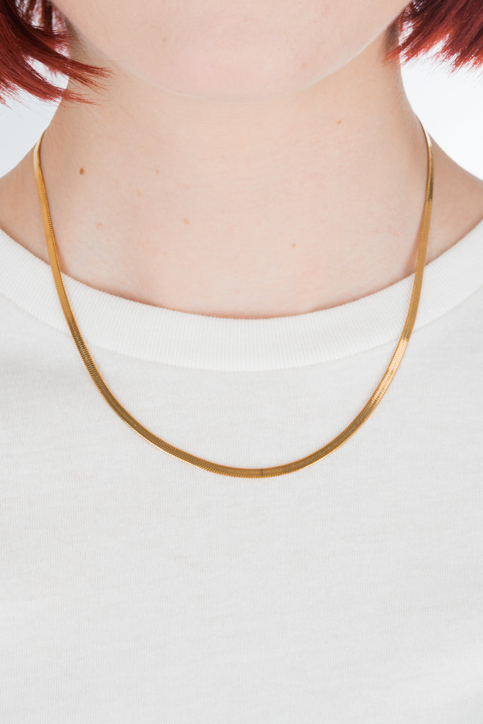 Snake Chain in Gold