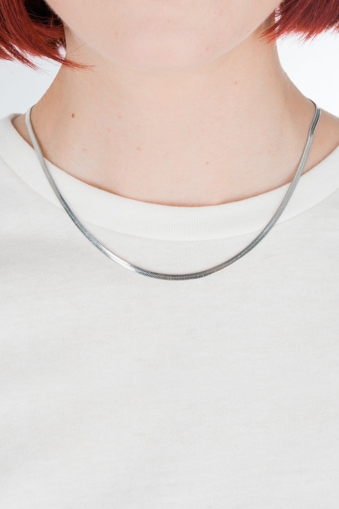 Snake Chain in Silver - Philistine
