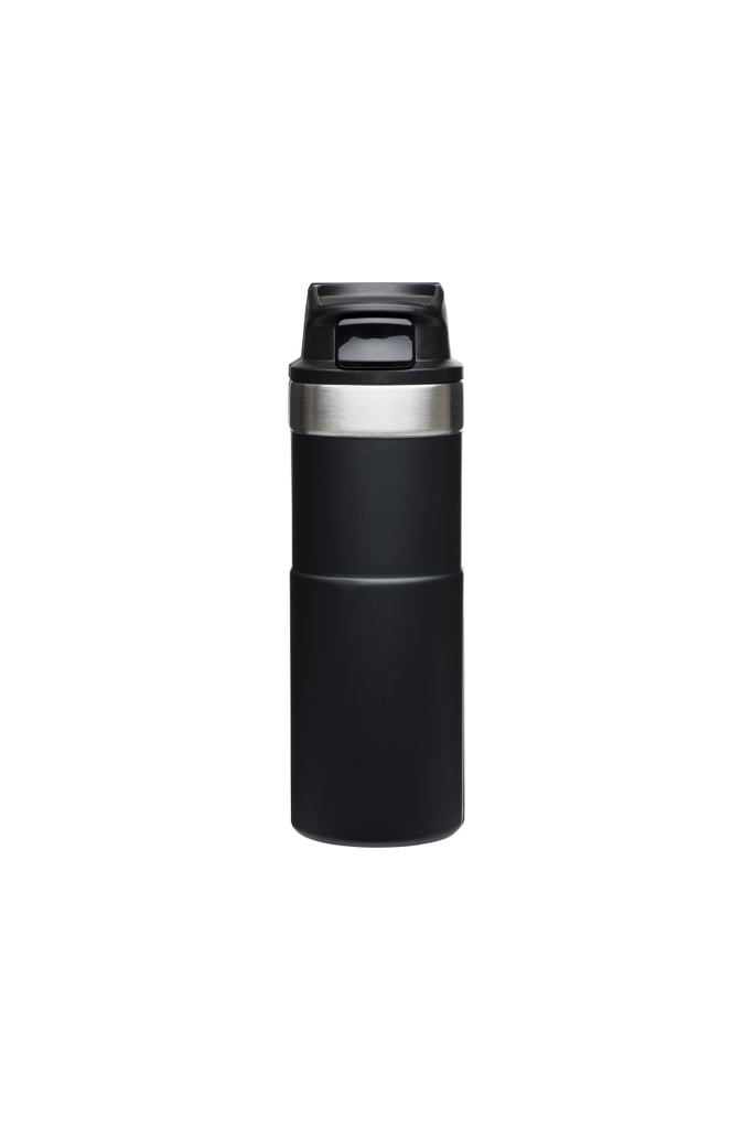 Stanley Trigger Action Travel Mug in Black