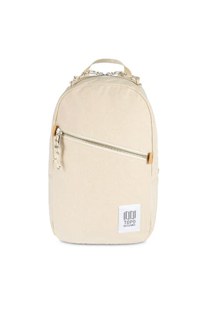 Topo Designs Light Pack in Natural Canvas