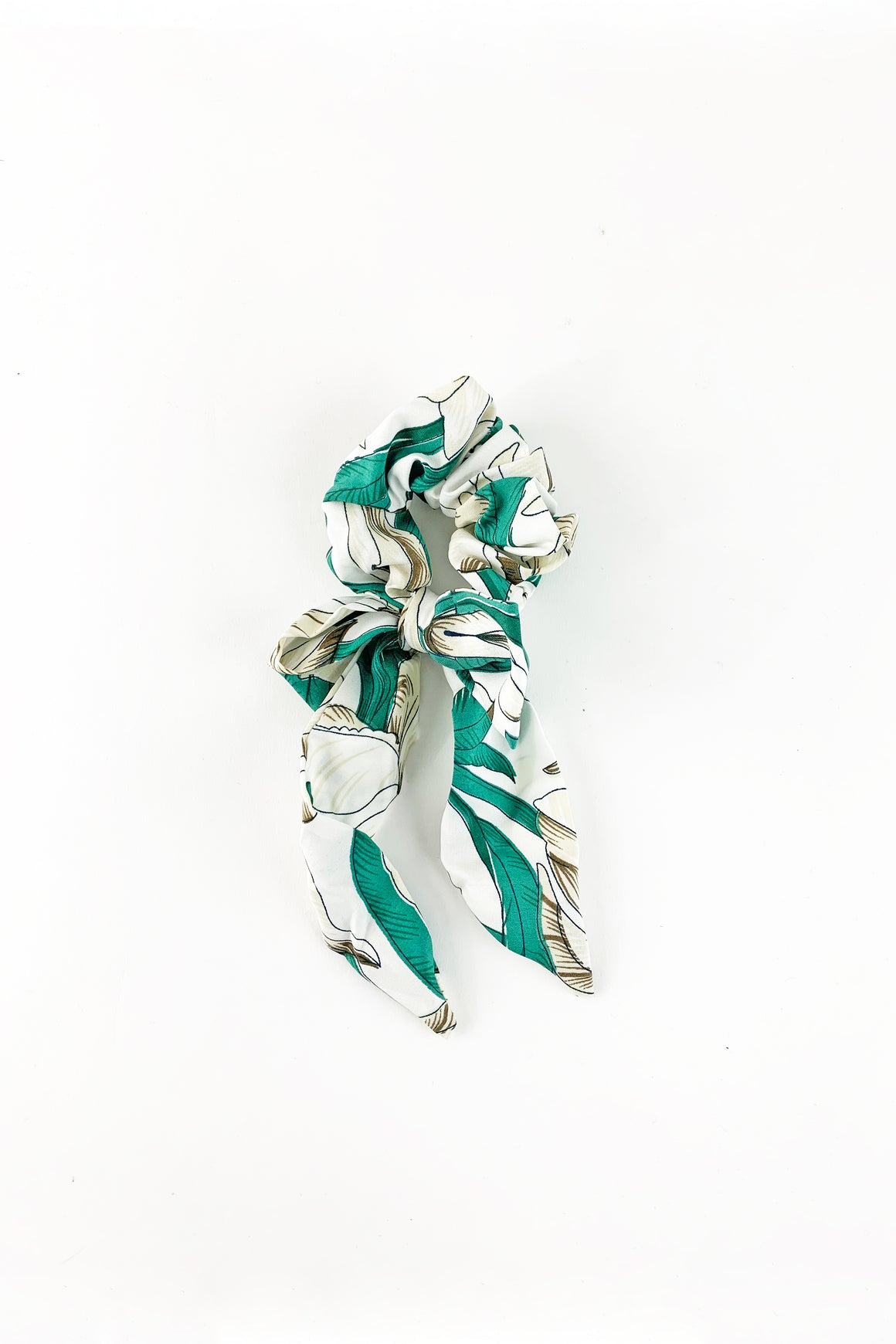 Tropical Bow Scrunchie - Philistine
