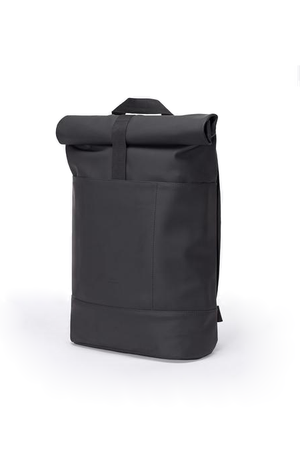 Hajo Backpack in Lotus Black - Philistine