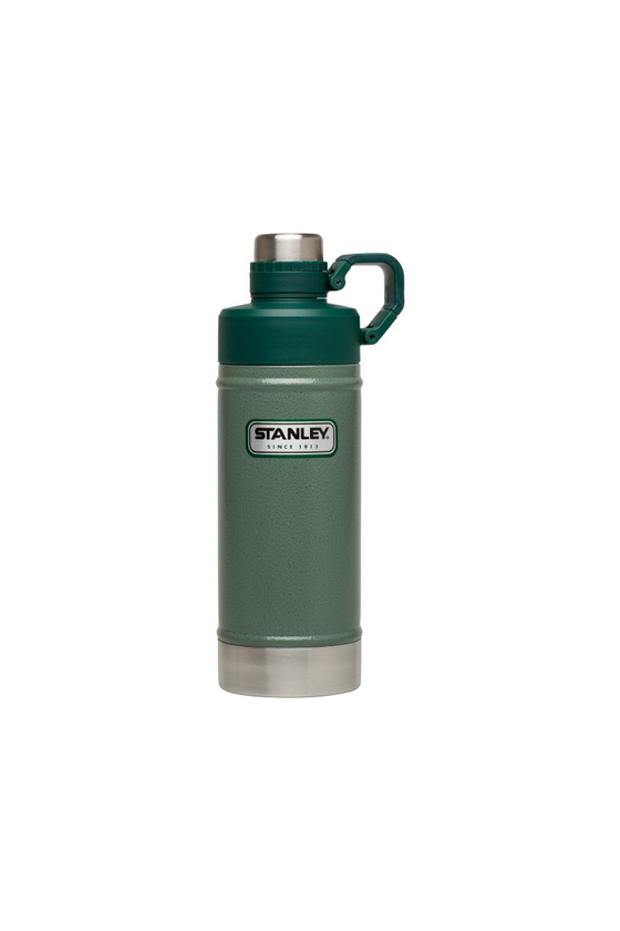Classic Vacuum Camp Water Bottle in Hammertone Green