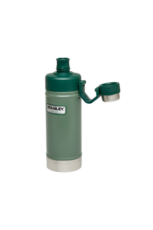 Classic Vacuum Camp Water Bottle in Hammertone Green - Philistine