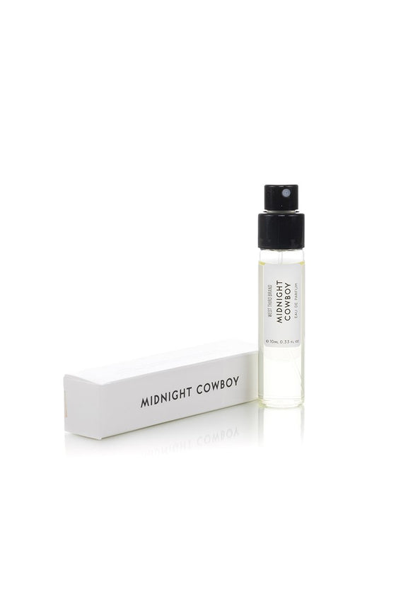 West Third Brand Midnight Cowboy Eau de Parfum 10ml