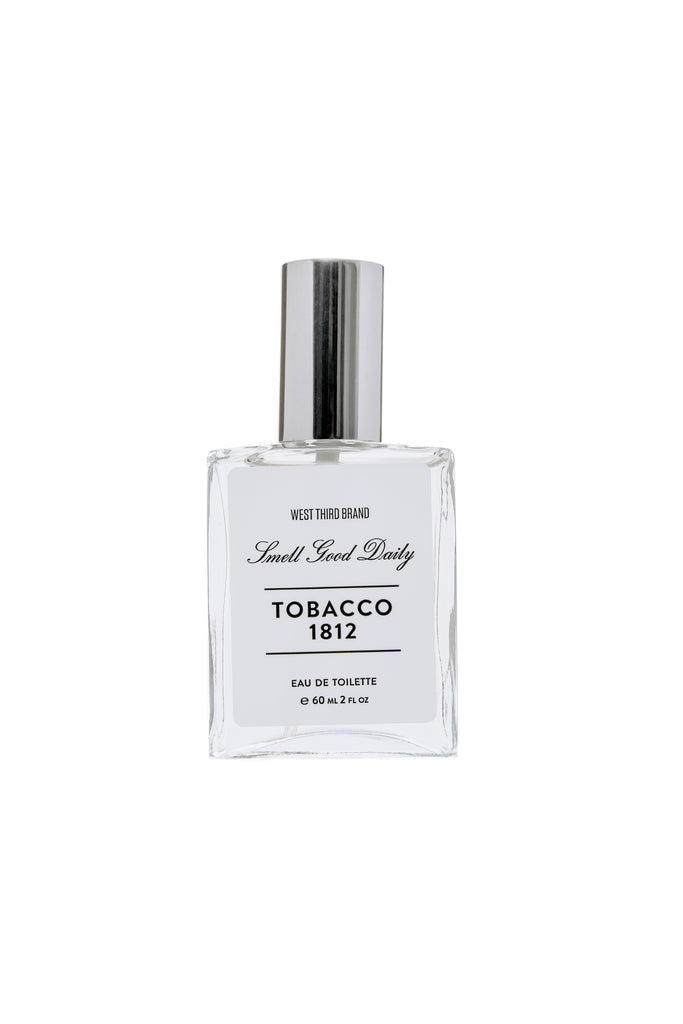 West Third Brand Tobacco 1812 Eau de Toilette