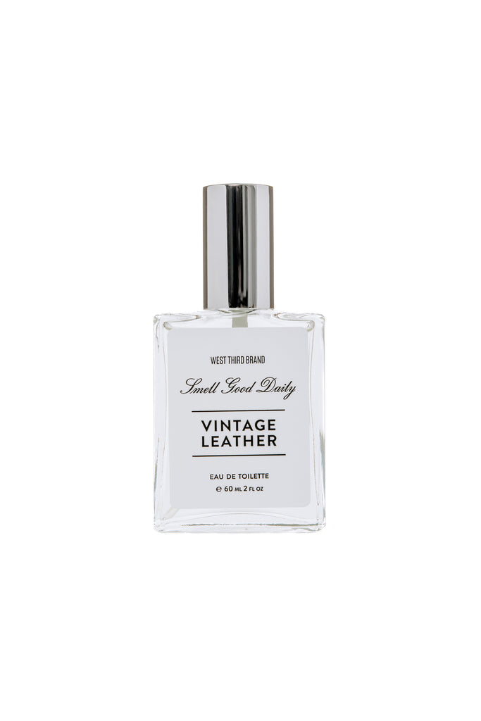 Vintage Leather Eau de Toilette