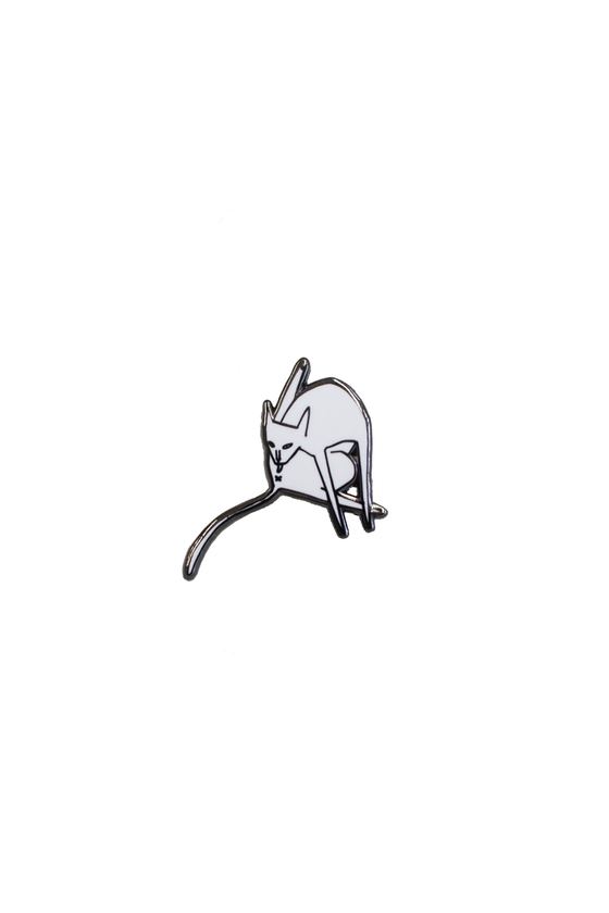 Bathing Lapel Pin - Philistine